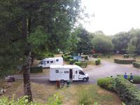 Borne de camping car (camping municipal de La Quintaine)
